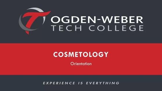 Cosmetology | Ogden-Weber Technical College