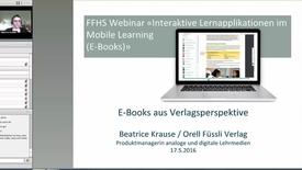 Vorschaubild für Eintrag Webinar Interaktive Lernapplikationen im Mobile Learning