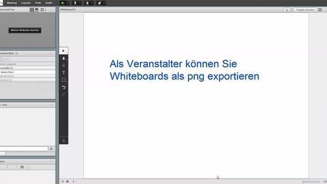 Vorschaubild für Eintrag Whiteboard exportieren