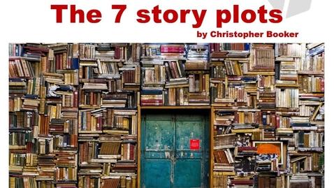 Vorschaubild für Eintrag The 7 story plots mit Quiz