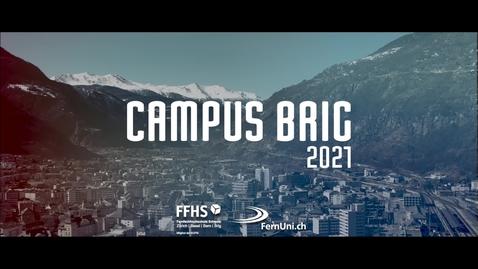 Vorschaubild für Eintrag Campus Brig Promotion