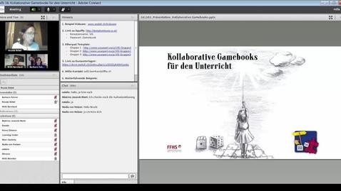 Vorschaubild für Eintrag Kollaborative Gamebooks für den Unterricht