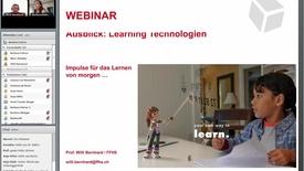 Vorschaubild für Eintrag Aufzeichnung Webinar Ausblick Learning-Technologien 29.08.2017