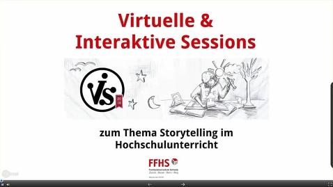 Vorschaubild für Eintrag VIS - Willkommenspodcast