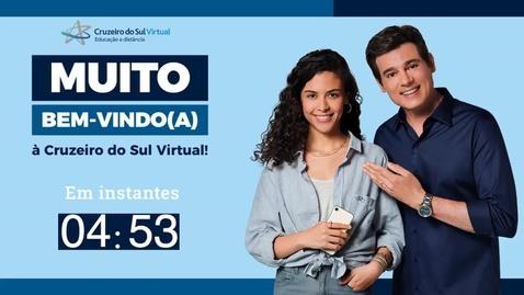 Miniatura para entrada Start Cruzeiro do Sul Virtual Novembro - EaD e Semipresencial
