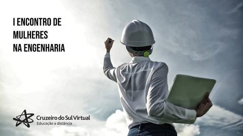 Miniatura para entrada I Encontro de Mulheres na Engenharia - Prefeitura de Fortaleza e Polzer