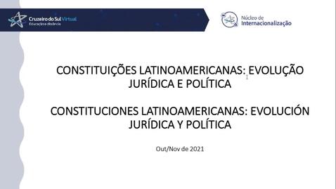 Miniatura para entrada Direitos Humanos e o regime constitucional brasileiro