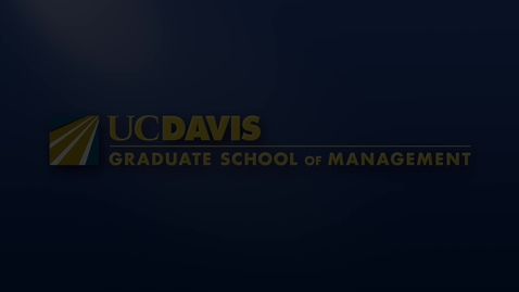 Thumbnail for entry 2017 Graduate School of Management Commencement