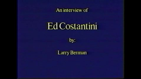 Thumbnail for entry Edmond Costantini
