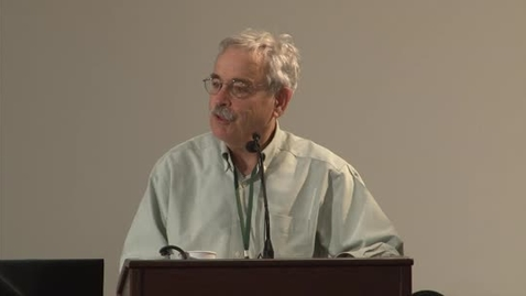 Thumbnail for entry CABA June 2013: Welcome and goals of symposium:  Peter Moyle