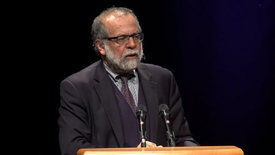 Thumbnail for entry Chancellor's Colloquim 10-27-2014 Hamid Dabashi