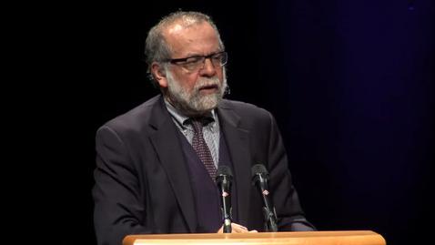 Thumbnail for entry Chancellor's Colloquim 10-27-2014 Hamid Dabashi