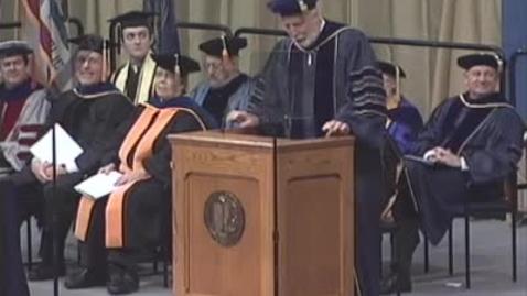 Thumbnail for entry 2011 Fall Commencement Student Speaker Mark Ling