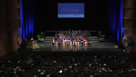 Thumbnail for entry School of Education - Commencement 2018 - Student Speaker