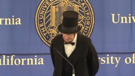 "Thumbnail for entry Morrill Act: Speaker: ""Abraham Lincoln"