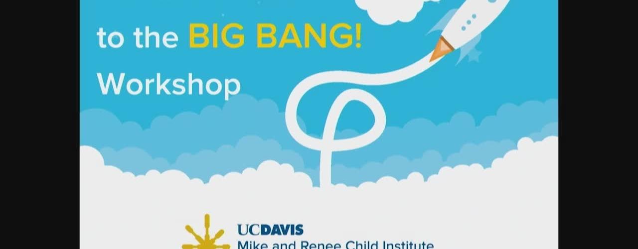 2018-2019 Big Bang! Workshops - Starting Something That Matters - November 1, 2018
