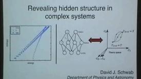 Thumbnail for entry David Schwab, Physics Colloquium, Oct. 3, 2016