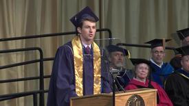 Thumbnail for entry 2015 College of Ag & Environmental Sciences Student Speaker - John Piasta