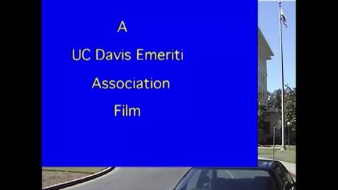 Thumbnail for entry Ronald F. Soohoo