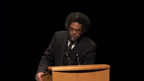 Thumbnail for entry An Evening with Dr. Cornel West: Celebrating 25 Years of the UC Davis Cross Cultural Center