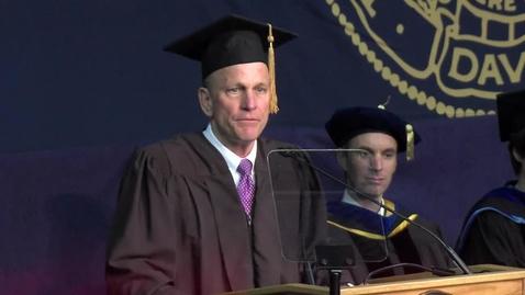 Thumbnail for entry 2018 Graduate Studies Keynote Speaker - Robert Tucker - June 14, 2018