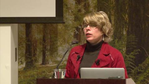 Thumbnail for entry 2013-2014 Lunn Lecture - Jill Lepore (10-08-2013)