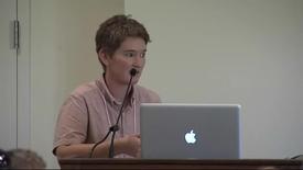 Thumbnail for entry CMSI Sept 2015-Stephanie Carlson
