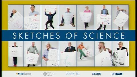 Thumbnail for entry Sketches of Science: Photo Sessions with Nobel Laureates Exhibition Opening Ceremony (Part 1)
