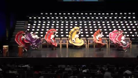 Thumbnail for entry Chicano Latino Graduation Celebration 2014