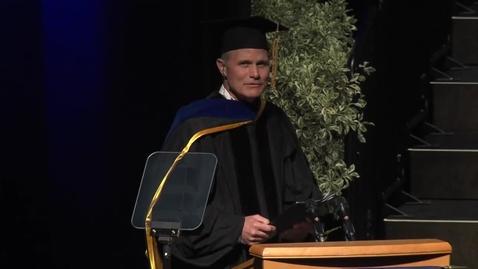 Thumbnail for entry 2016 College of Veterinary Medicine Speaker - John Stuelpnagel
