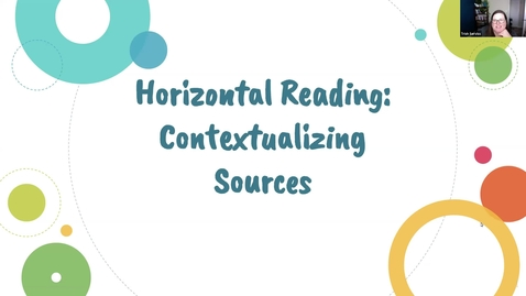 Thumbnail for entry Horizontal Reading