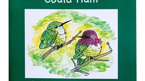 "Thumbnail for entry ""If Hummingbirds Could Hum"" Read Aloud UC Davis Arboretum and Public Garden"