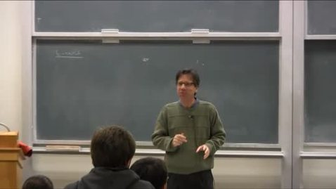 Thumbnail for entry ECS-120 Lecture 16 11-29-12