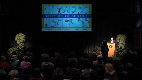 Thumbnail for entry Sketches of Science: Photo Sessions with Nobel Laureates Exhibition Opening Ceremony (Part 2)