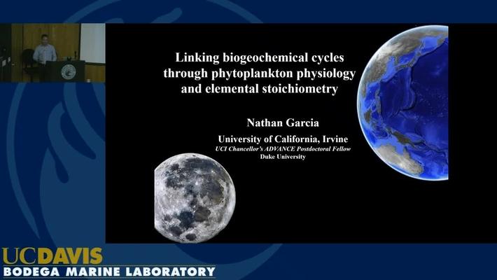BML - Nathan Garcia: Linking biogeochemical cycles through marine microbial physiology