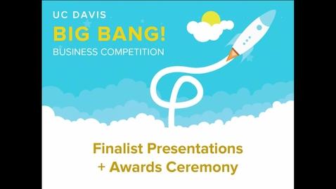 Thumbnail for entry Big Bang! 2018-2019 Finalist Presentations and Awards Ceremony - May 23, 2019