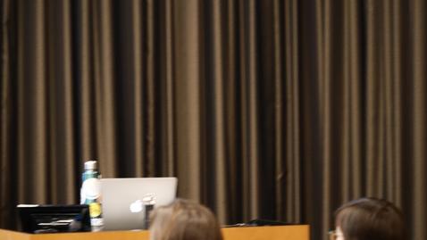 Thumbnail for entry Cristina Lazcano Seminar Talk