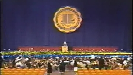 Thumbnail for entry 1994 Convocation - Inauguration of Chancellor Larry Vanderhoef