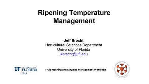 Thumbnail for entry Ripening Temperature Management - (Brecht)