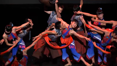 Thumbnail for entry Confucius Institute Grand Opening Ceremony 2013: Harvest Celebration