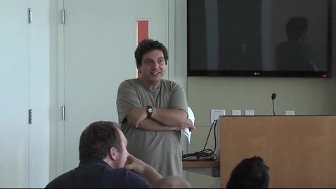 Thumbnail for entry CounterACT: Dr. Michael Shakarjian, October 10th, 2015
