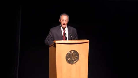 Thumbnail for entry Global Confucius Institute Day & Davis Chinese Film Festival Opening Ceremony: Opening Remarks