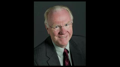 Larry N. Vanderhoef-- A Celebration of His Life