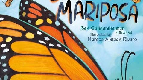 "Thumbnail for entry ""Señorita Mariposa"" Read Aloud UC Davis Arboretum and Public Garden"
