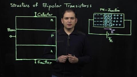 Thumbnail for entry Bipolar Transistors (Part 1: Structure)
