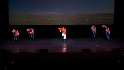 Thumbnail for entry Confucius Institute Grand Opening Ceremony 2013: Galloping
