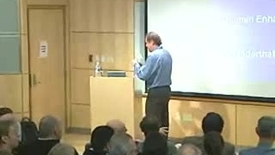Thumbnail for entry Storer Lecture - Eddy Rubin 01-24-2007