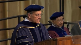Thumbnail for entry 2013 Letters and Science Commencement Speaker: Richard Brown