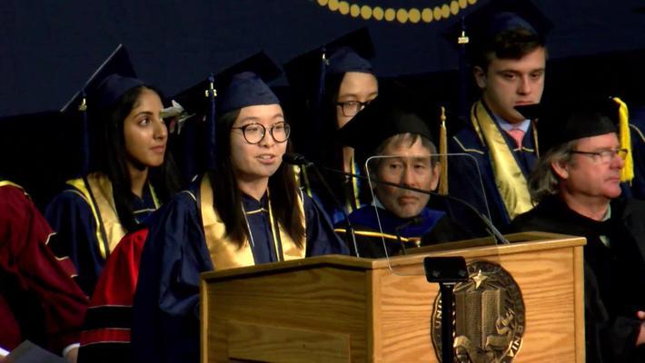 2019 Bio Sci Student Speaker – Jennifer La - June 14 2019