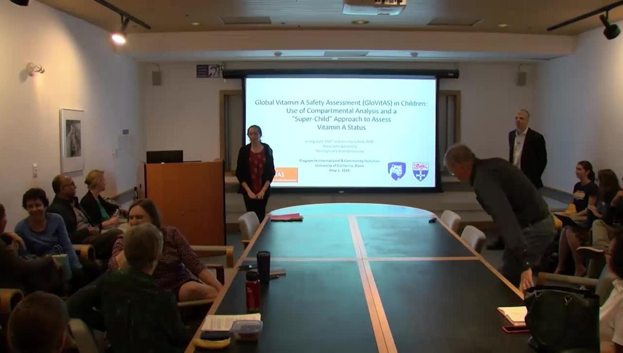 PICN Seminar - Jennifer Ford and Georg Lietz - May 1, 2019
